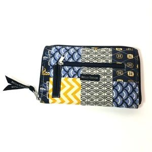 Bella Taylor Quilted Wallet Clutch